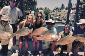 Islamarada Reef Fishing