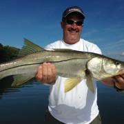 Snook Fishing in Islamorada FL